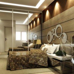Apartamento Tipo - Quarto 1