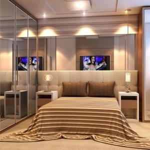 Apartamento Tipo - Quarto 2