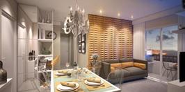 Apartamento Tipo - Sala 2